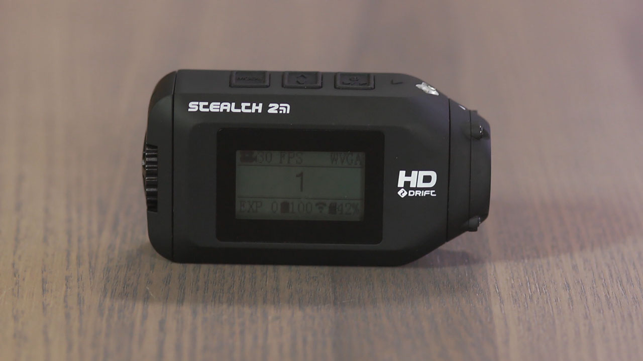 Video: Drift Stealth 2 offers good action-cam performance in a little lightweight package