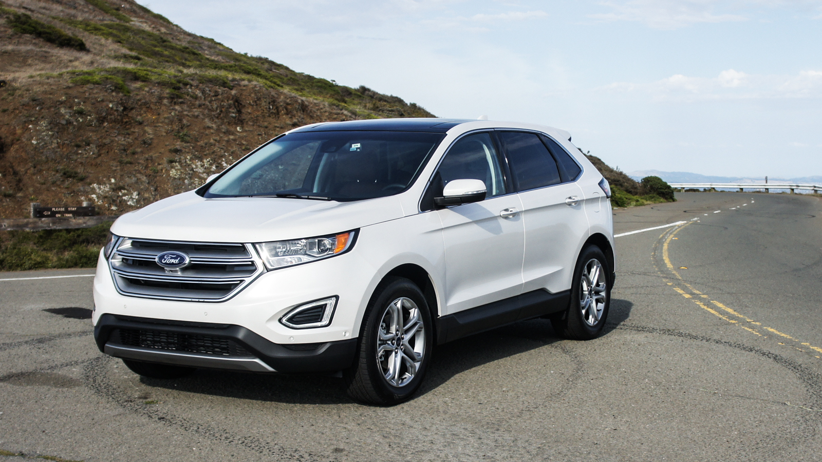 2015 ford edge review roadshow. Black Bedroom Furniture Sets. Home Design Ideas