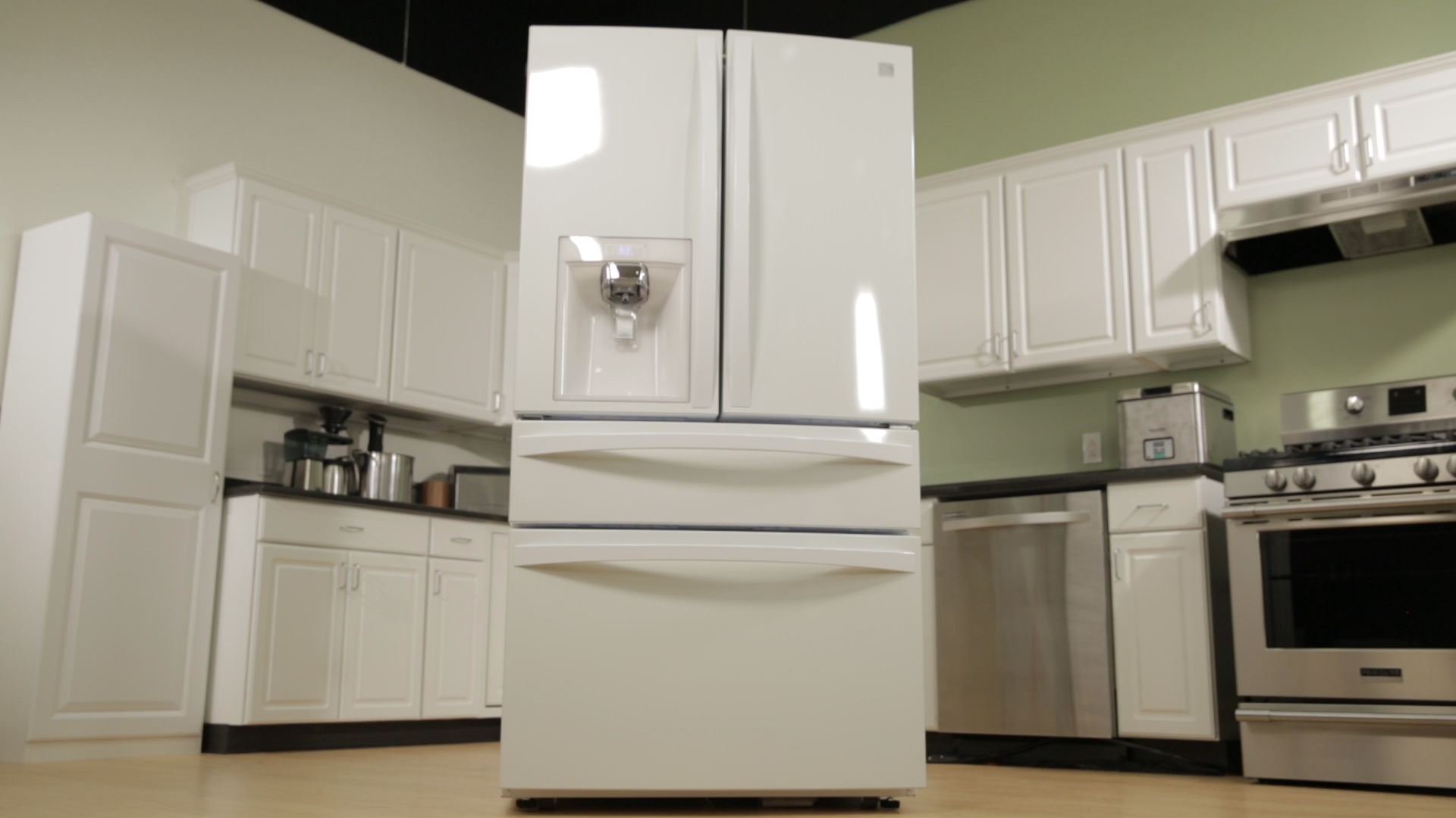 Video: This Kenmore French door fridge wins CNET's Editors' Choice