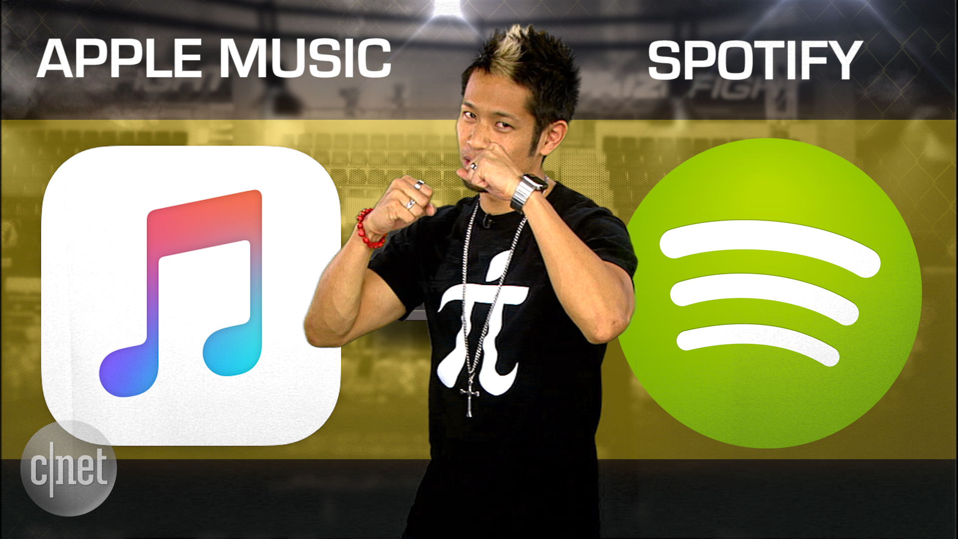 Video: Apple Music vs. Spotify