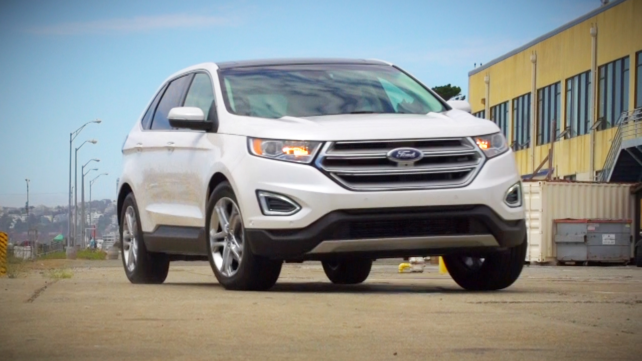 Video: On the Road: 2015 Ford Edge Titanium