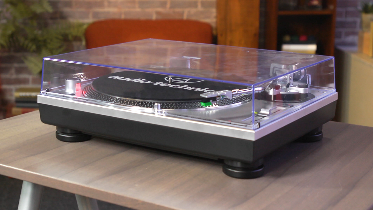 Video: Audio-Technica LP120-USB is an affordable turntable with all the essential features