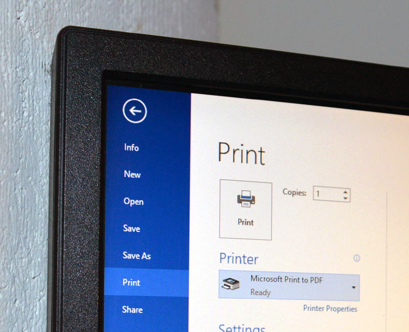 how to change a jpeg to pdf on windows 10