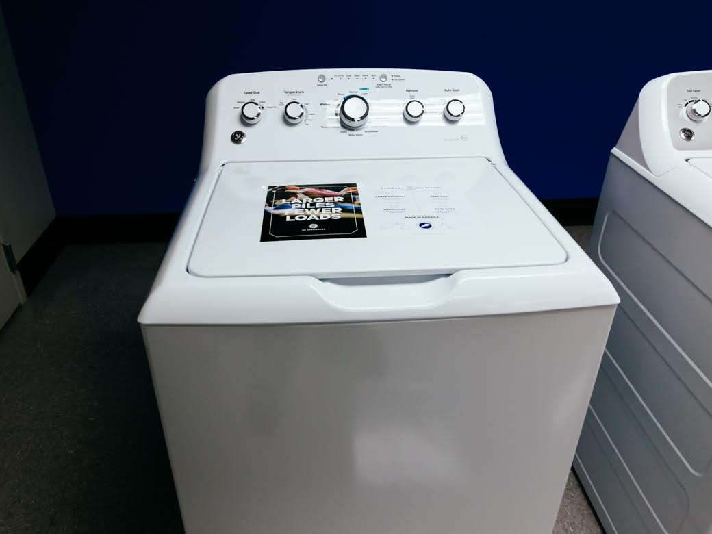Ge redesigns its traditional top load washers pictures Best washer 2015