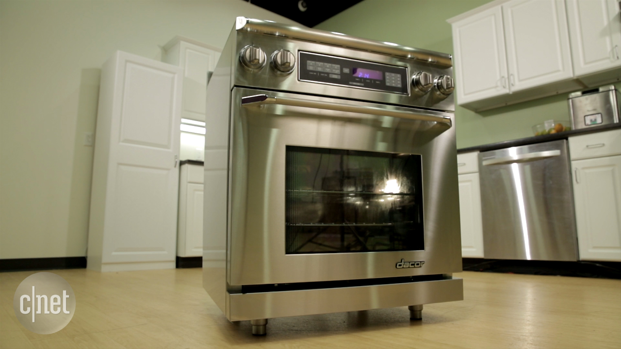 Video: This Dacor is for serious cooks only