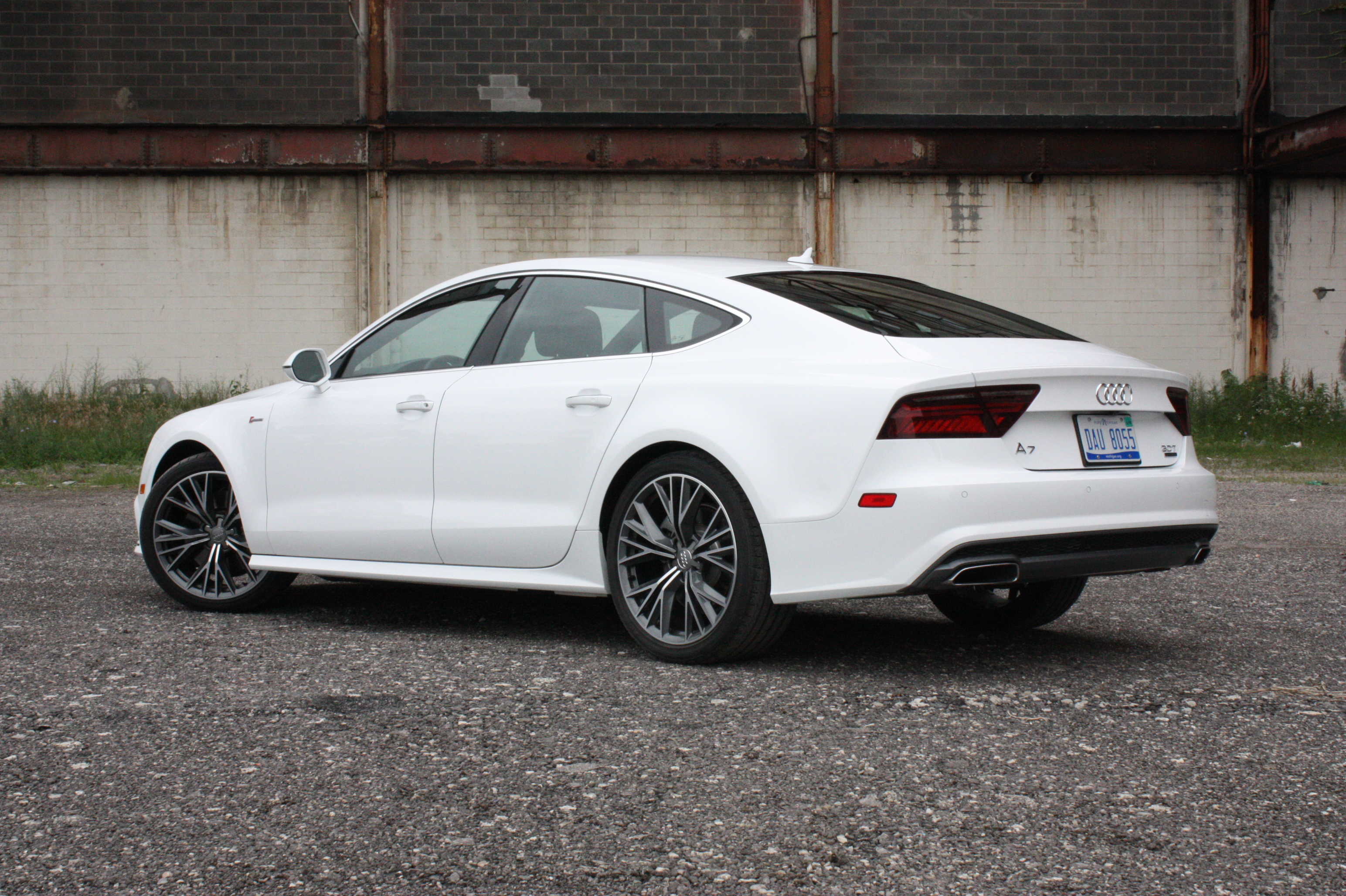 2016 Audi A7 Review Roadshow