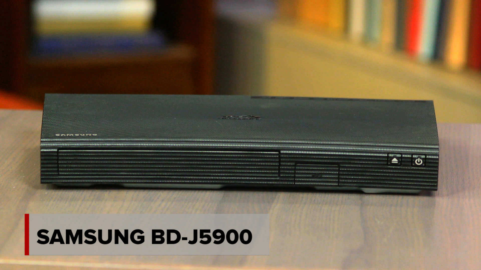 Video: Samsung's curvy Blu-ray player is a value buy