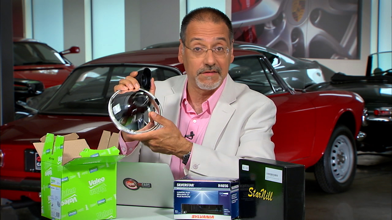 Video: CNET On Cars 'Your Emails': Tips for upgrading headlights
