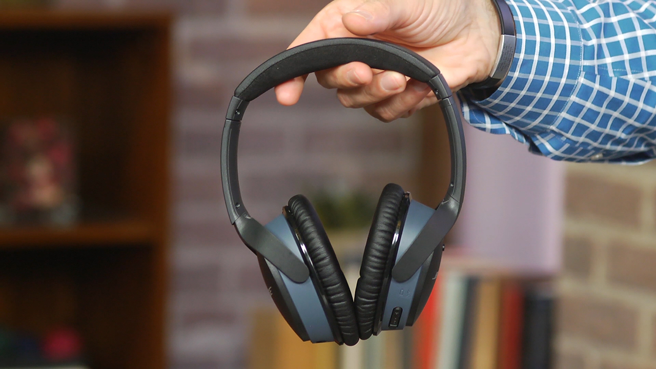 Video: Bose SoundLink Around-Ear Wireless Headphones II: Bluetooth bliss