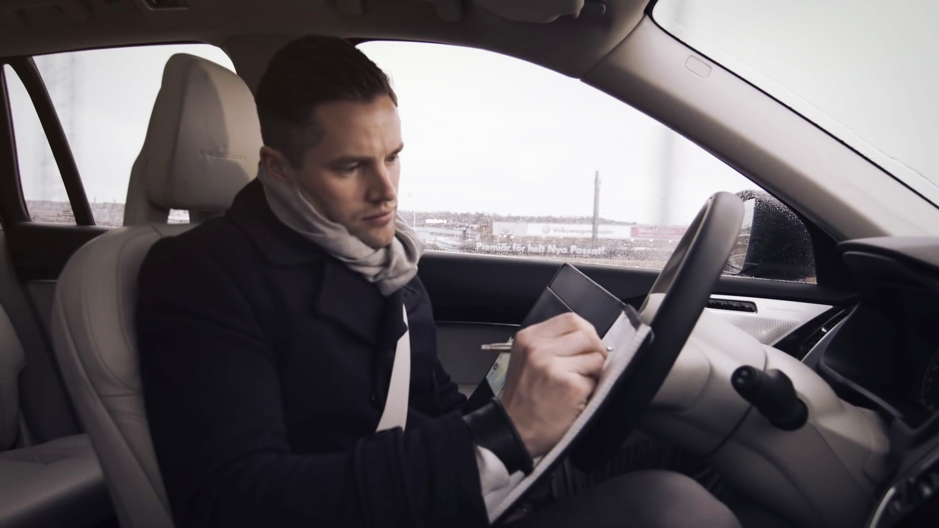 Video: Smarter Driver: Do you see yourself in a self-driving car?