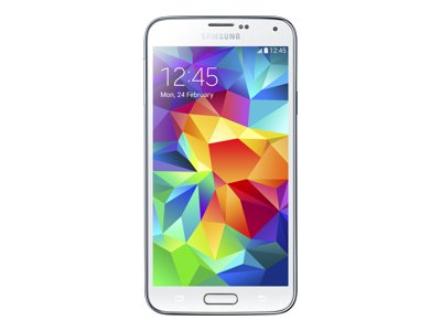 Samsung Galaxy S5 (Unlocked) - White