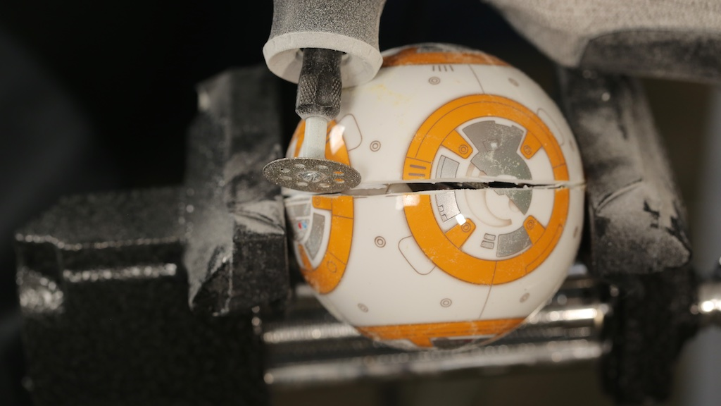 Video: Cracking Open: Sphero BB-8 Star Wars toy