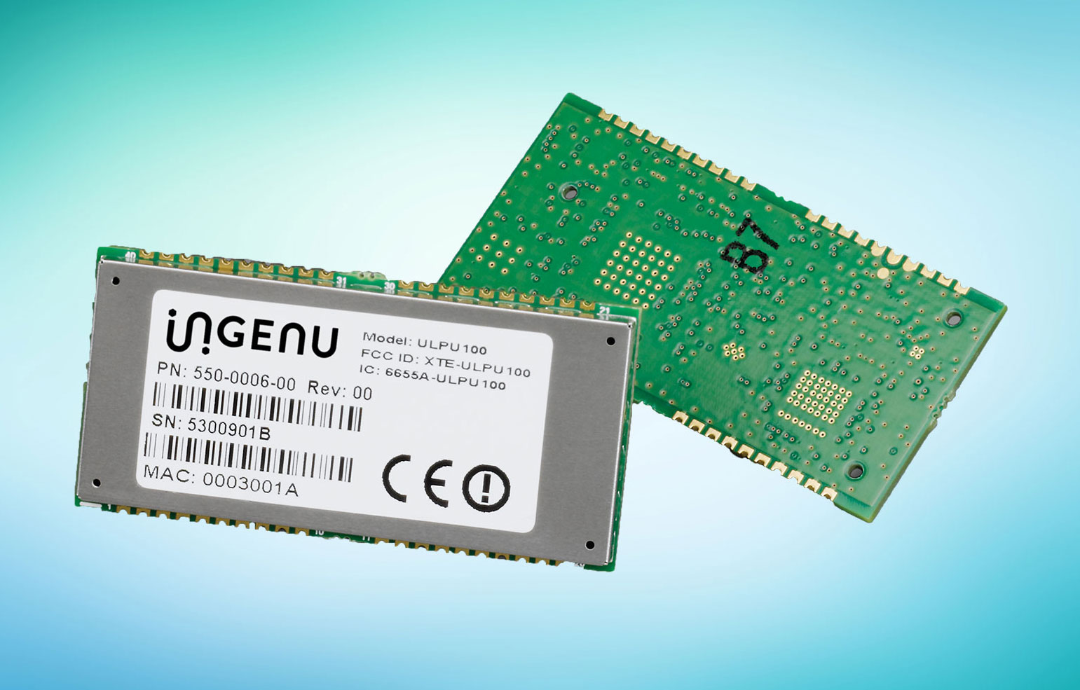 For device builders, Ingenu's radio modules cost about the same as those using previous-generation smartphone networks.