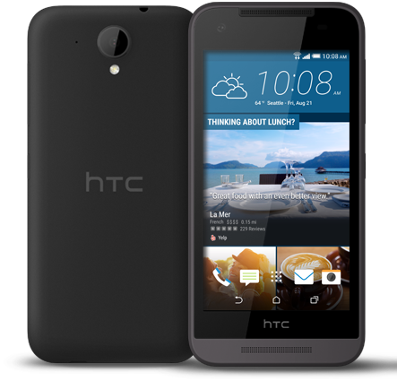 The entry-level HTC Desire 520 is exclusive to Cricket Wireless