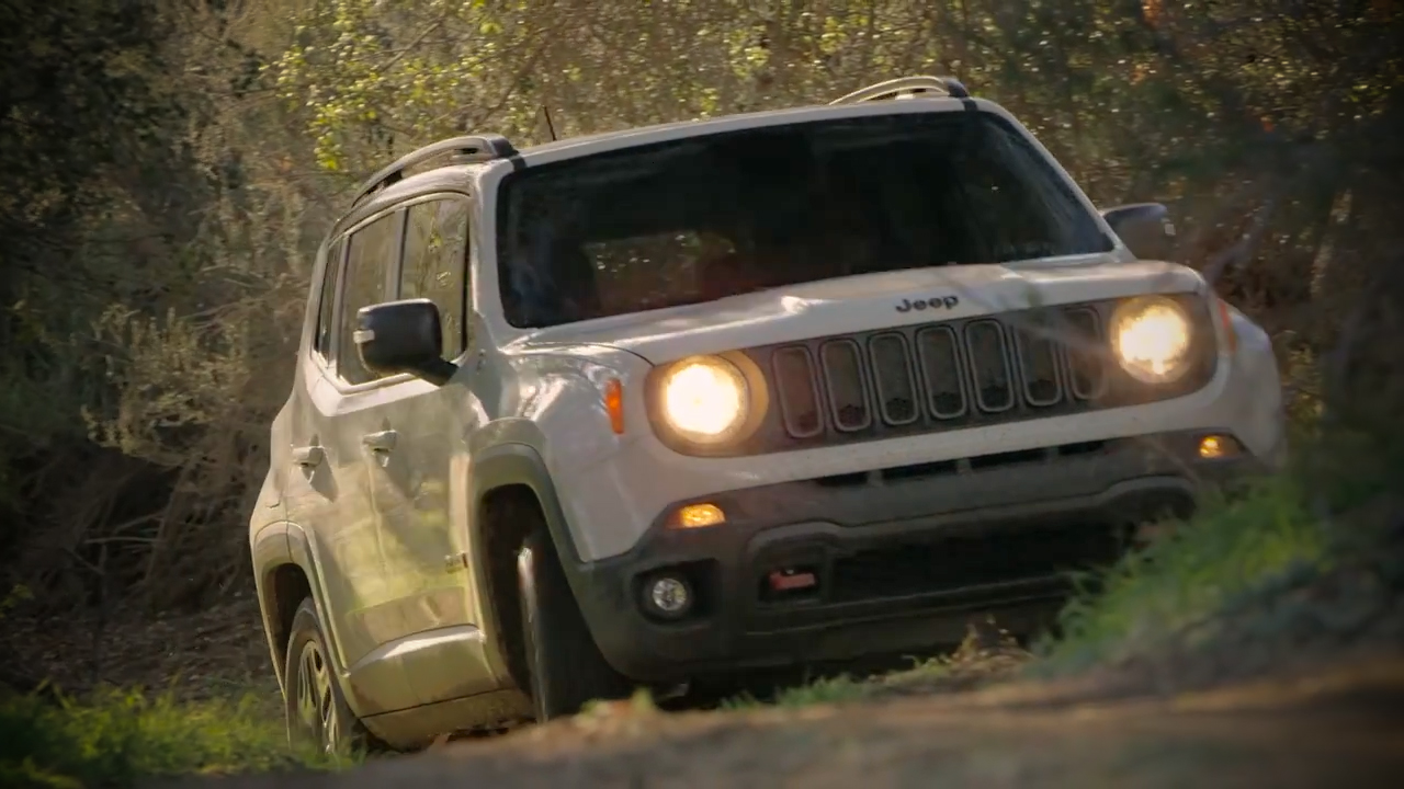Video: On the road with the 2015 Jeep Renegade
