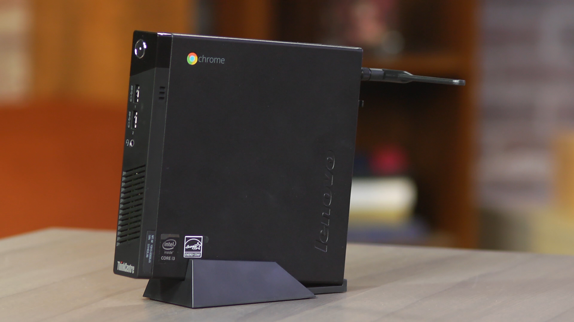 Video: The Lenovo ThinkCentre Chromebox puts Chrome OS on your desk