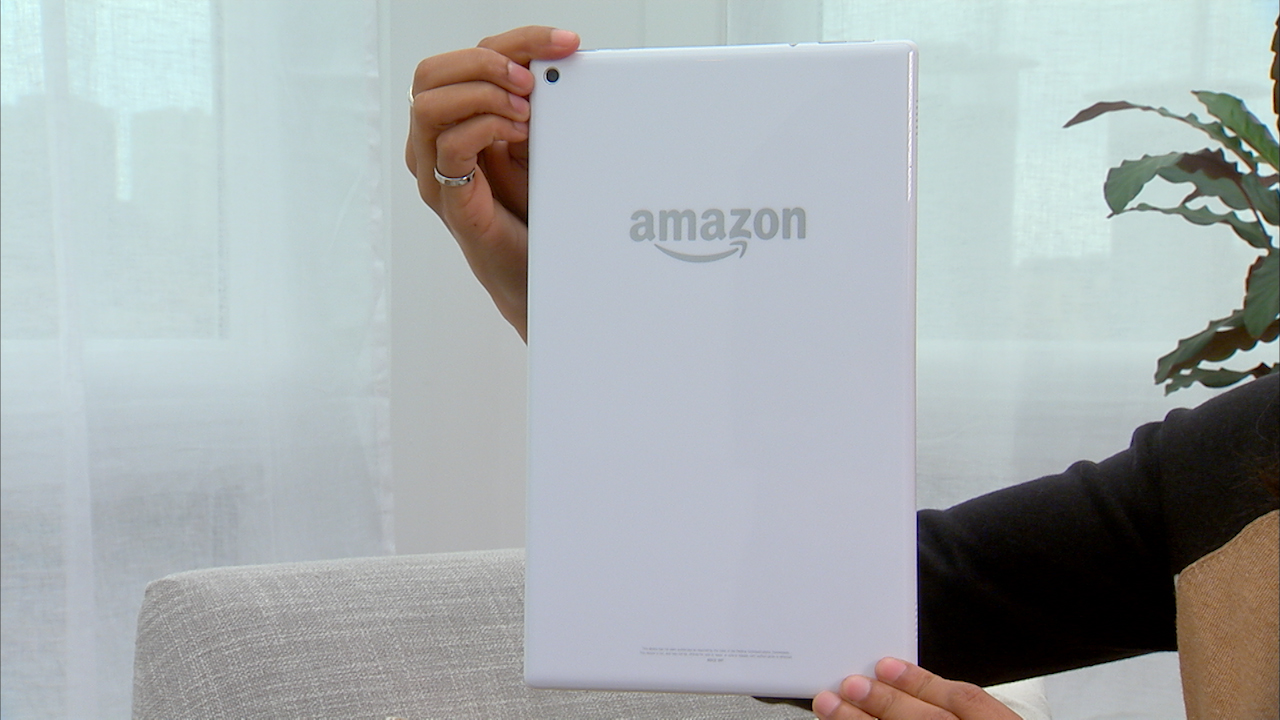 Video: An Amazon tablet almost anyone can afford