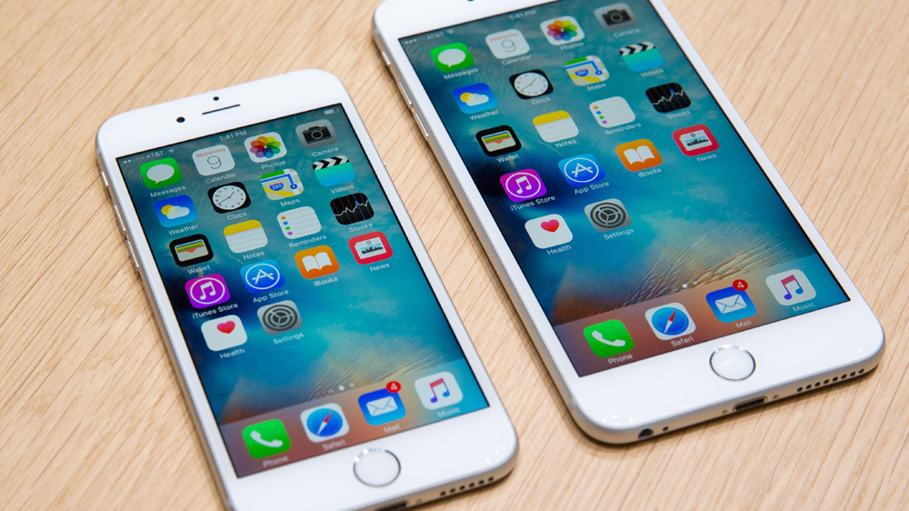 Apple iPhone 6S Plus, Apple iPhone 6S