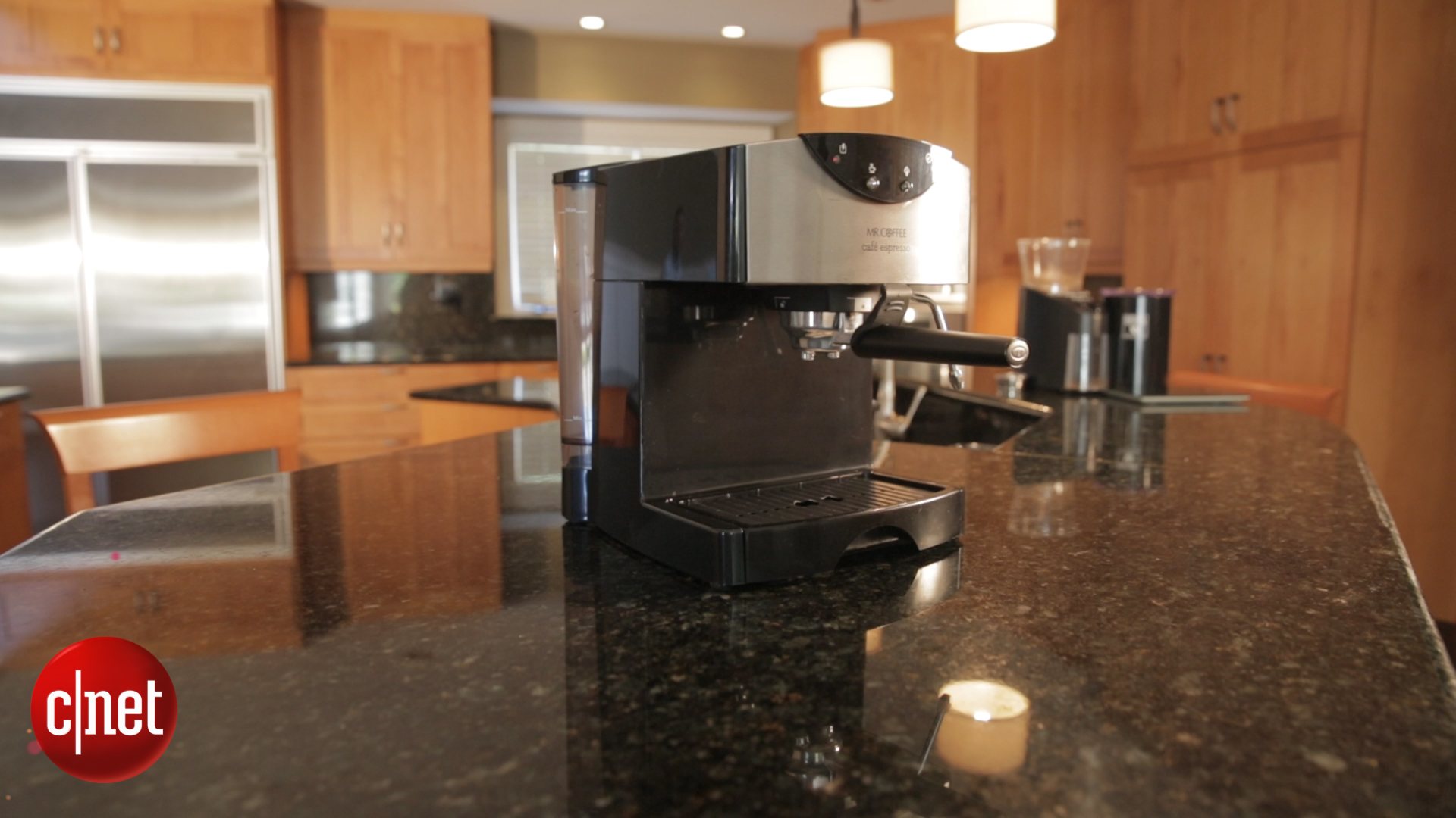Video: Make espresso drinks from scratch and on the cheap with Mr. Coffee