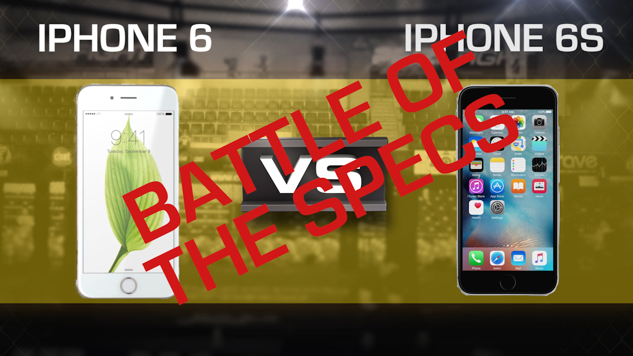 Video: Prizefight: Battle of the Specs - iPhone 6S vs. iPhone 6