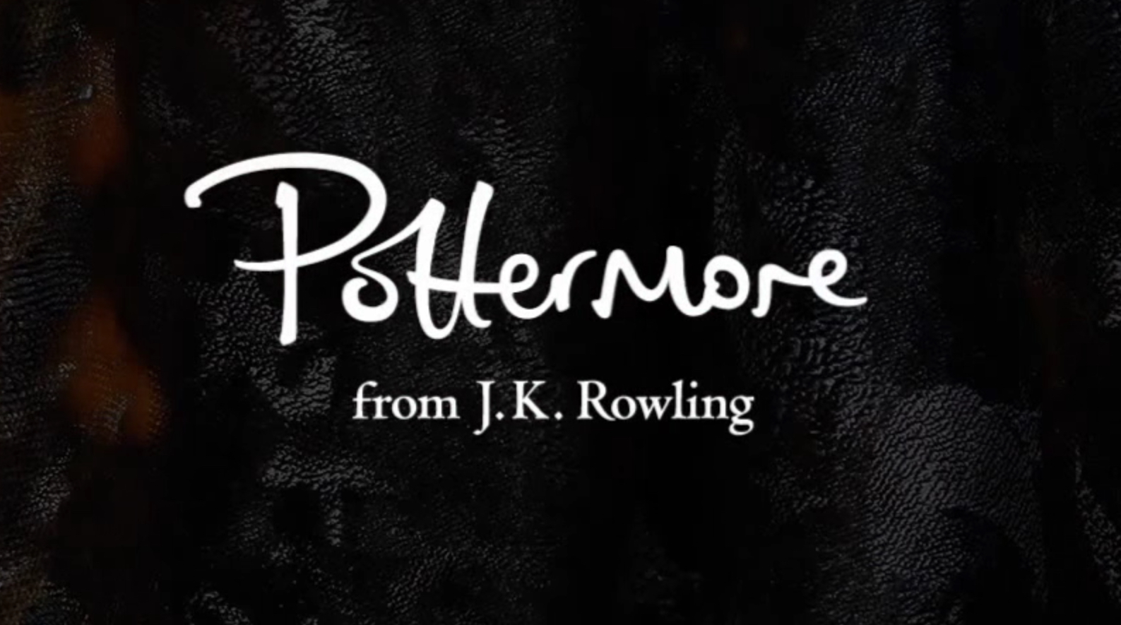 Pottermore.com from J.K. Rowling