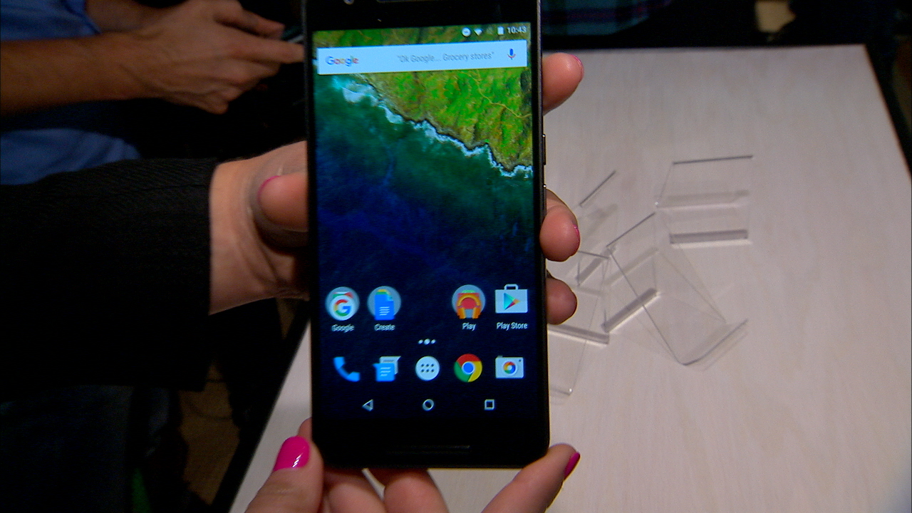 Video: Google Nexus 6P brings size and speed