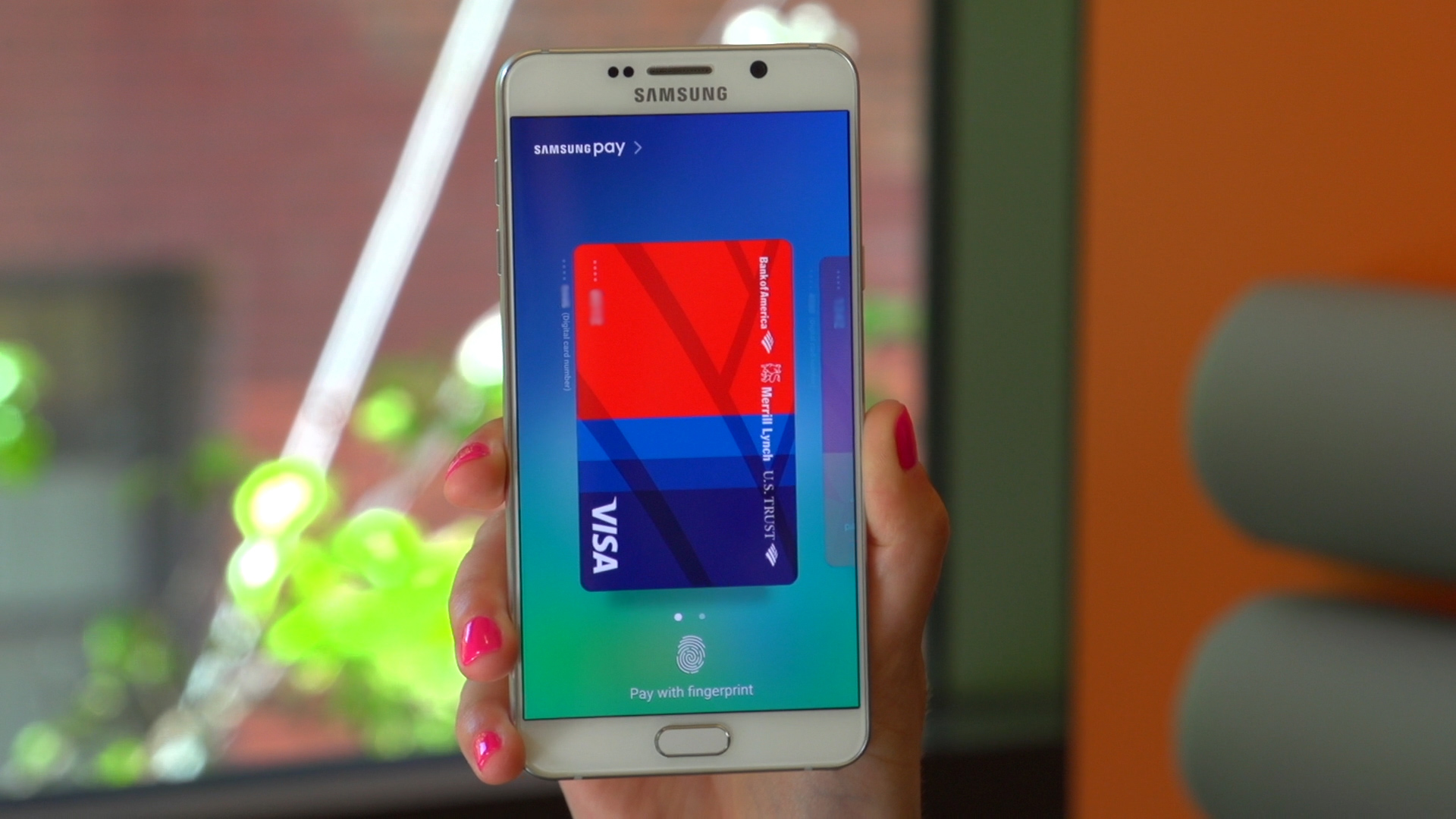 Video: Samsung Pay makes mobile payments easy