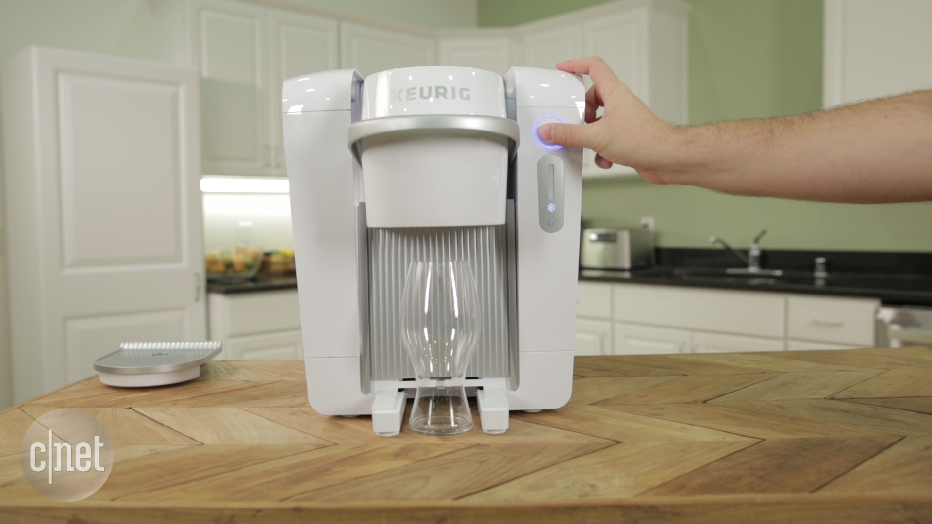 Video: Keurig Kold is obscenely expensive and could taste better