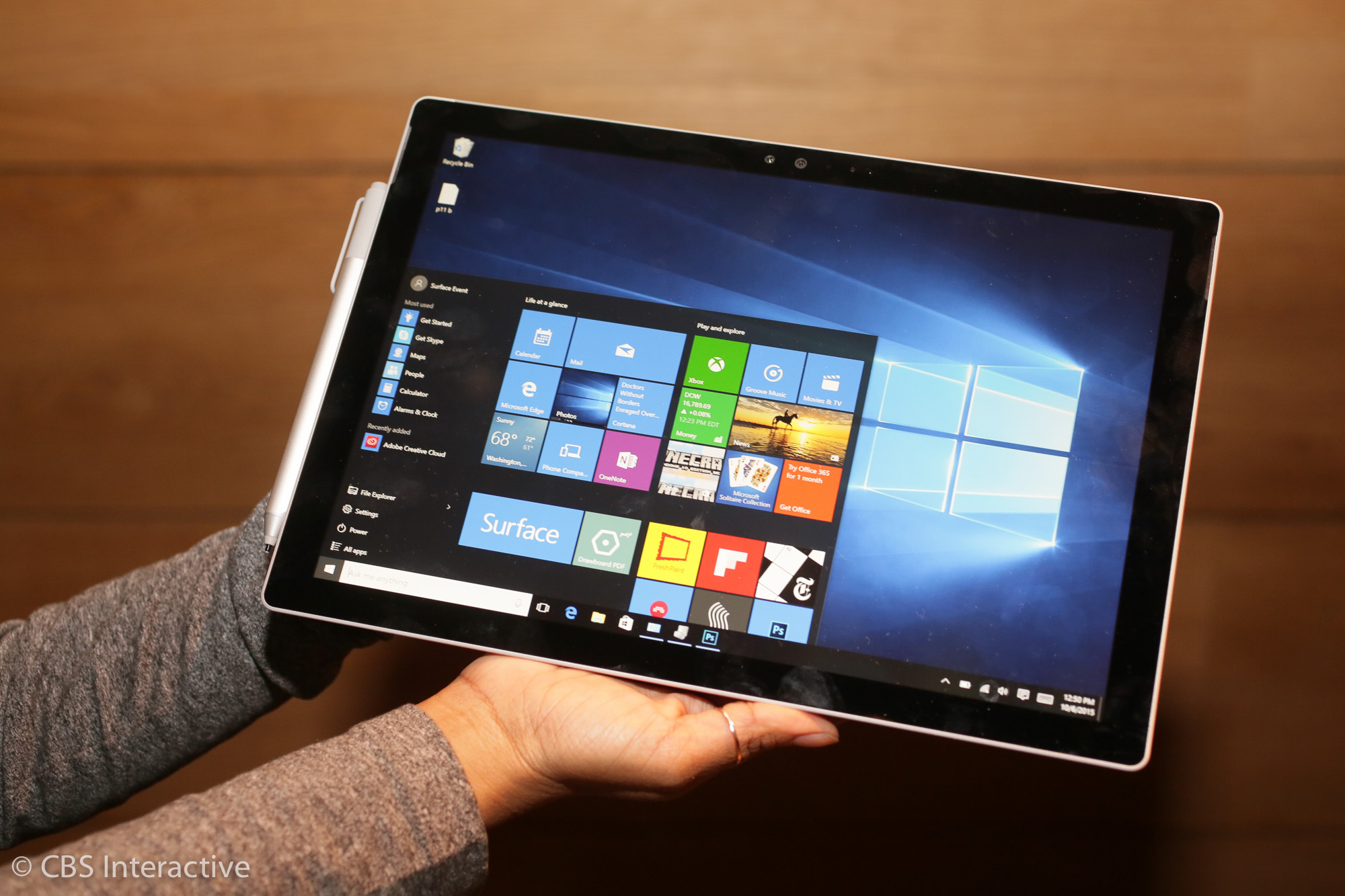 Microsoft Surface Pro 4 Tablet Gets A Powerful Upgrade