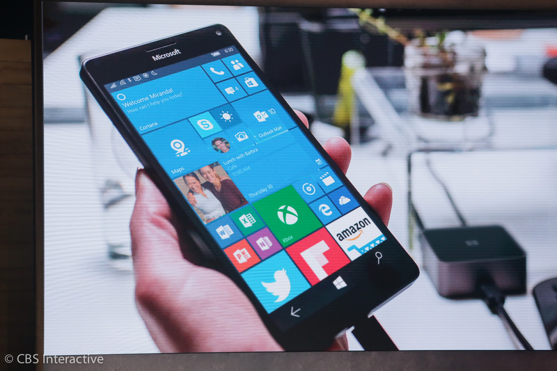 <p>The Lumia 950 XL has a 5.7-inch screen, liquid cooling, a 20-megapixel camera and can connect to a monitor, keyboard and mouse to use it as a computer.</p>
