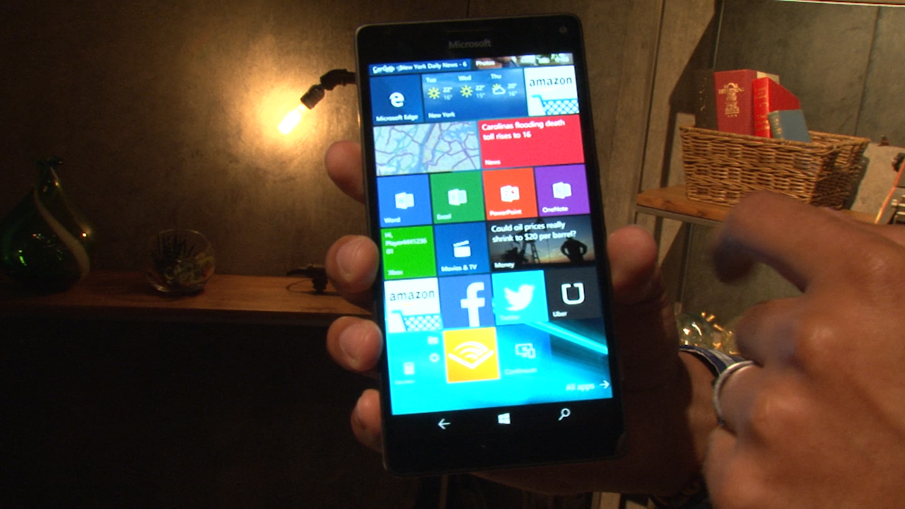 Video: El Lumia 950 XL es enorme en todos los sentidos [video]