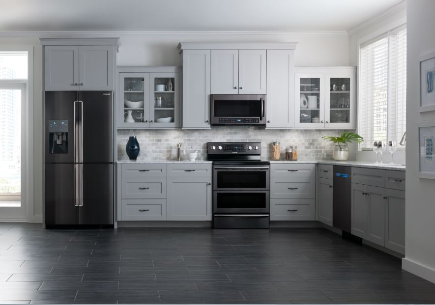 25 design trends black stainless
