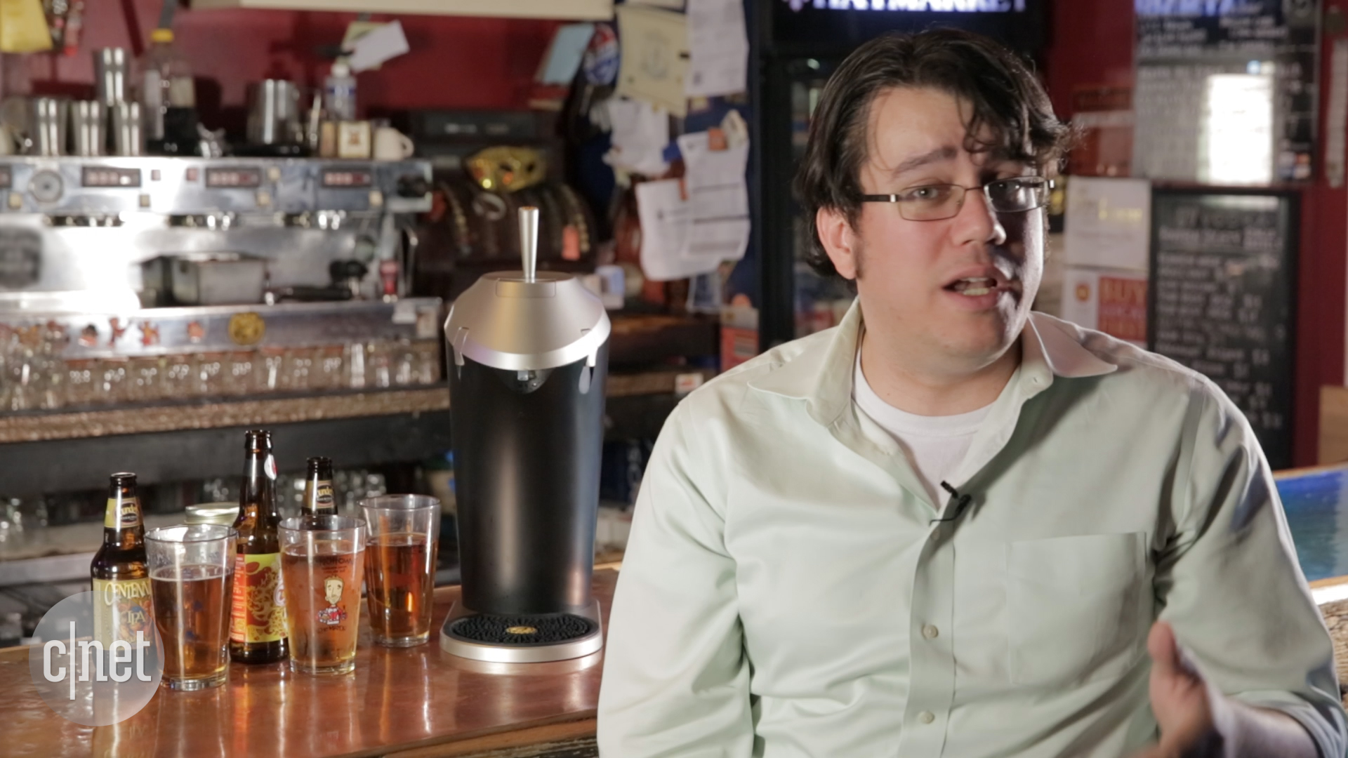 Video: Can Fizzics unlock your bottled beer's true potential?