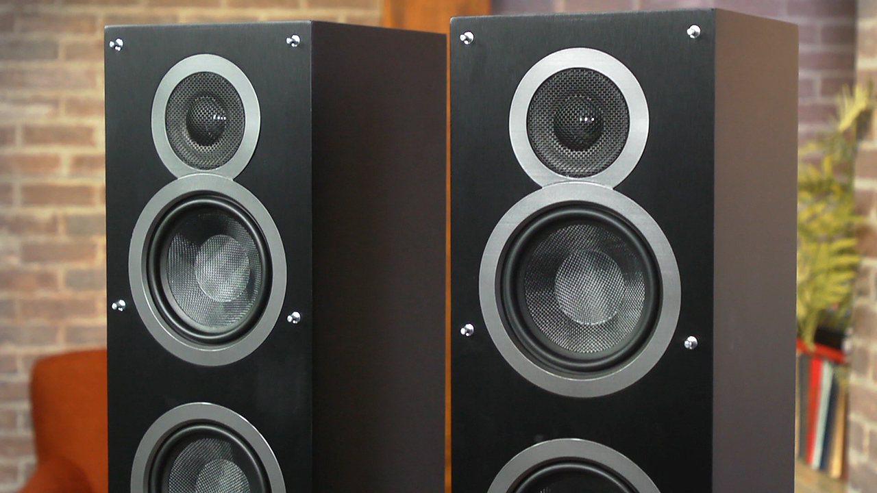 Video: ELAC Debut F5 floorstanding speakers deliver phenomenal performance