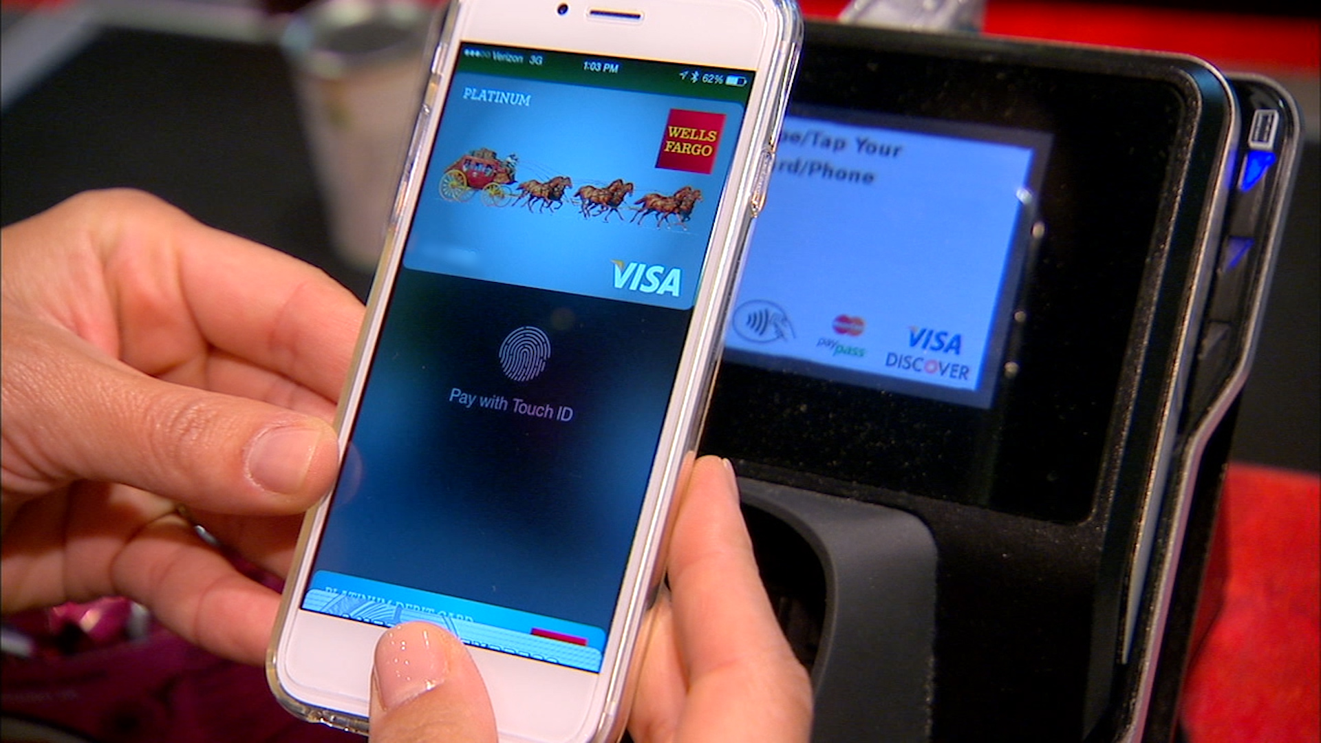 Video: Mobile payment systems making slow progress