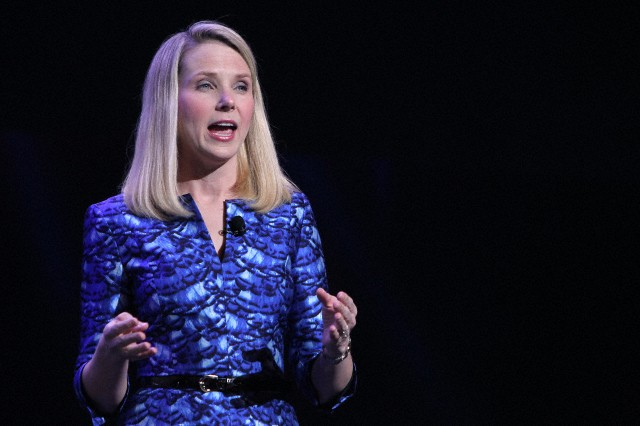 Yahoo CEO Marissa Mayer says the key to the company's success is more focus.