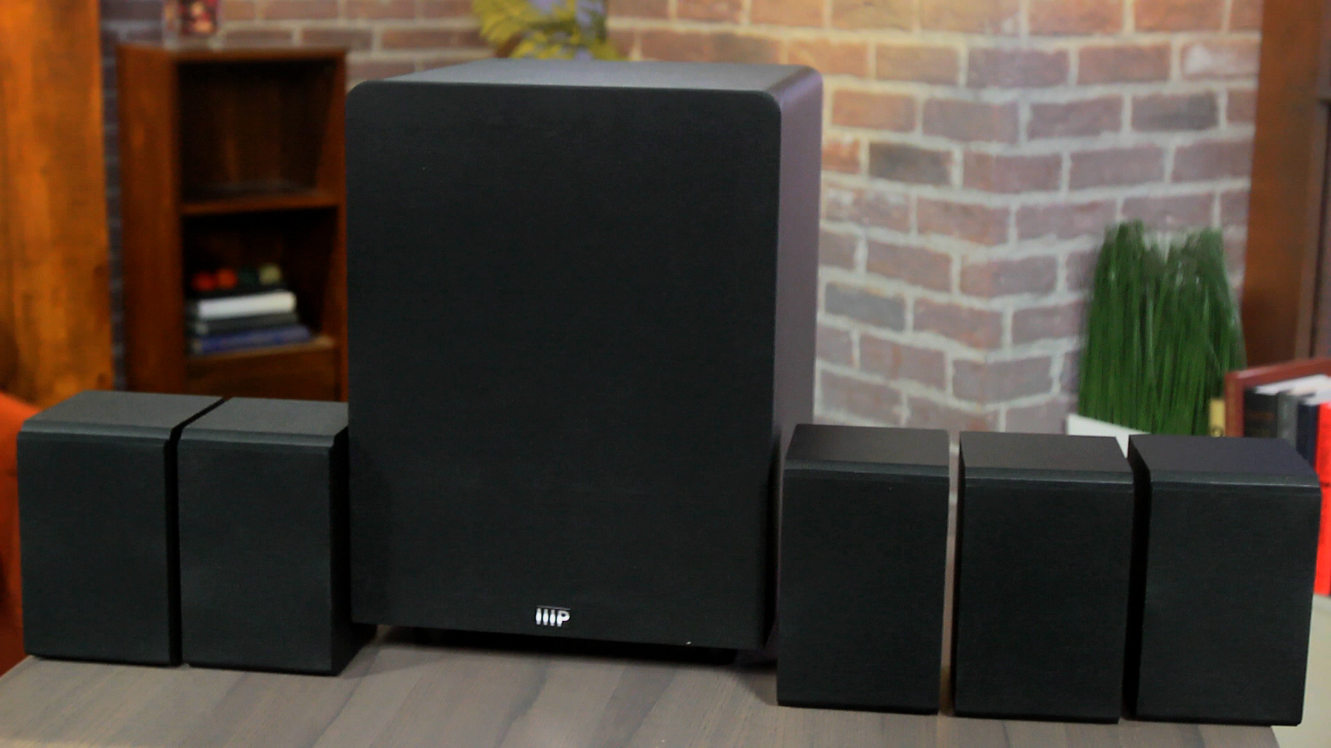 Video: Monoprice 13773 speakers say yes to movies, no to music