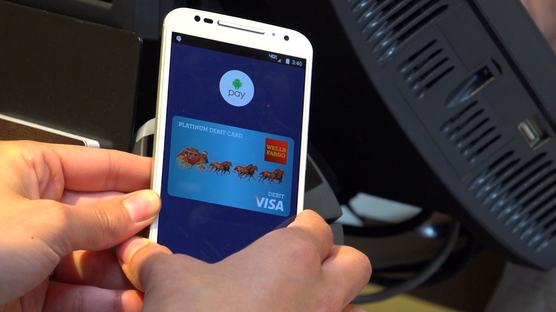 Video: Android Pay vs. Samsung Pay: Explained