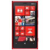 Microsoft Lumia 920 (red)