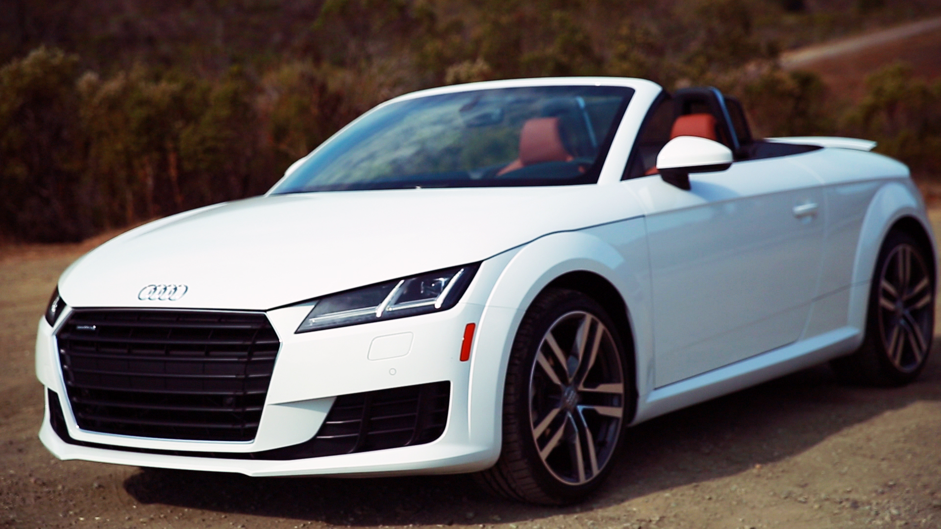 Video: 2016 Audi TT Roadster: All digital, all driver (CNET On Cars, Episode 77)