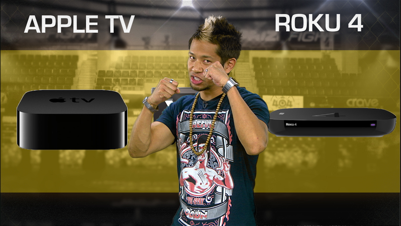 Video: New Apple TV vs. Roku 4