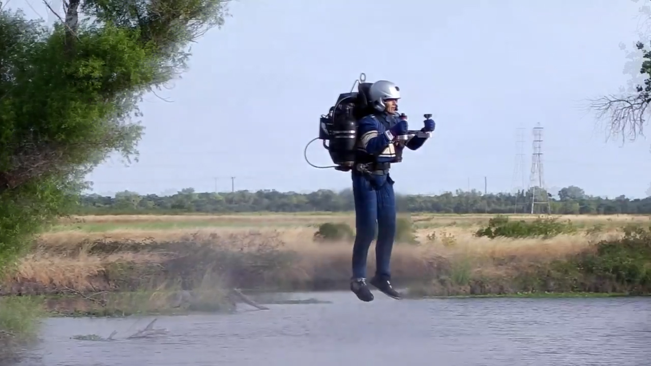 Video: Will jetpacks be everywhere soon?, Ep. 226