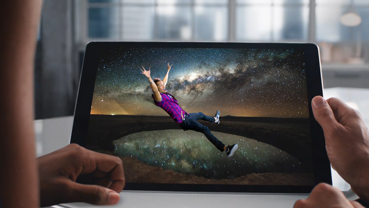Video: First impressions of the iPad Pro