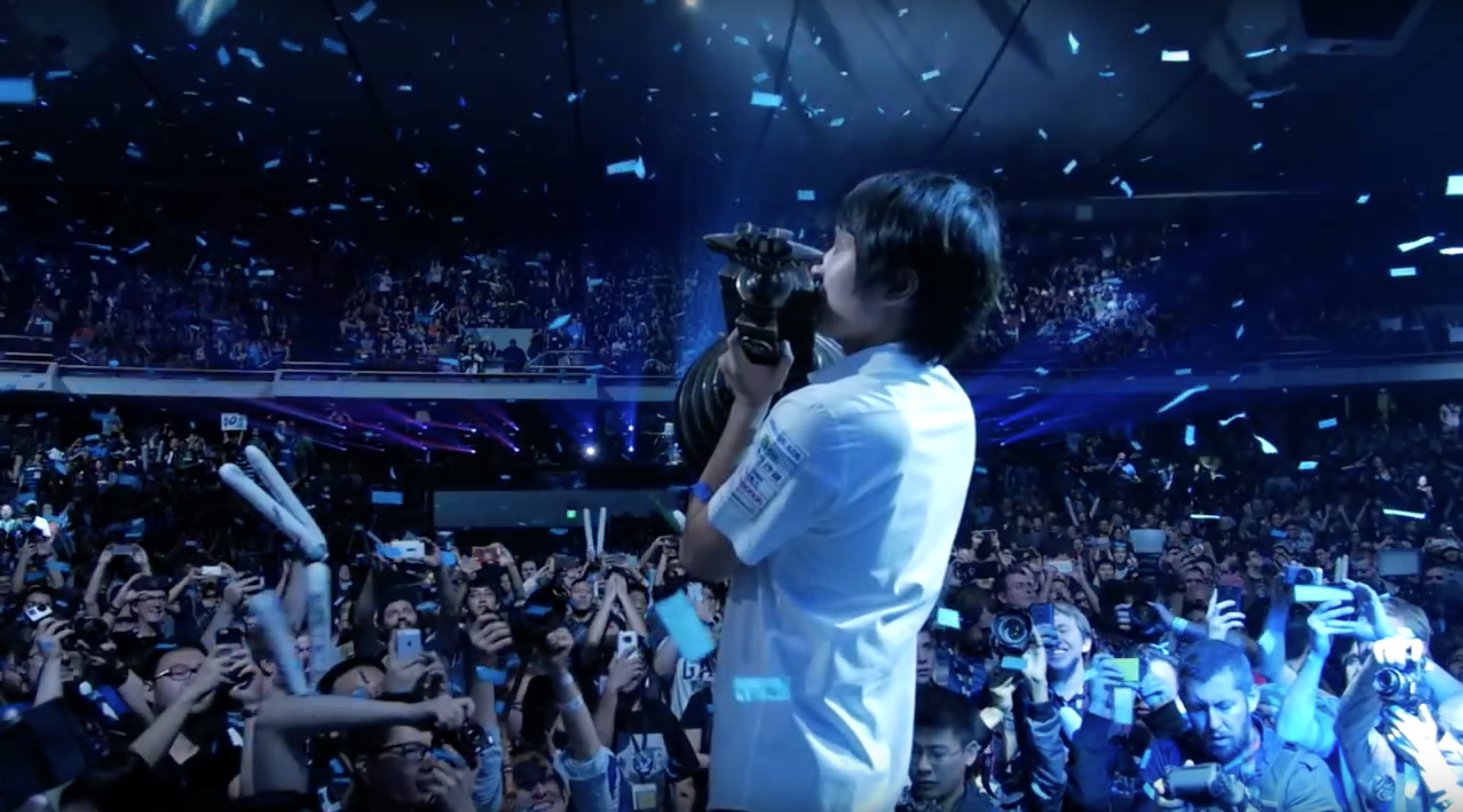 Video: Four major eSports world championships feature at Blizzcon 2015