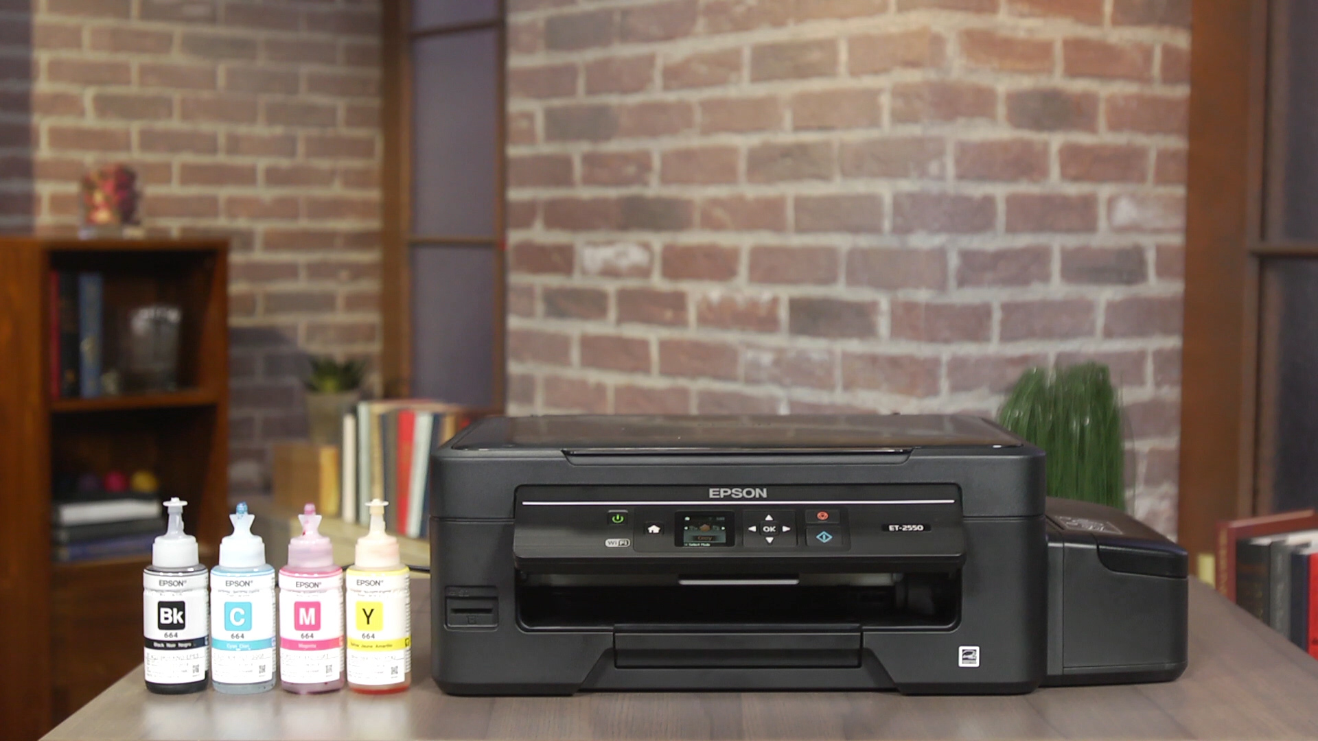 Video: Epson EcoTank printer does away with ink cartridges, opts for DIY refills