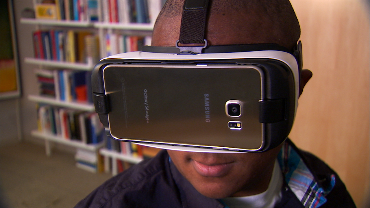 Video: Samsung's Gear VR brings virtual reality to the masses