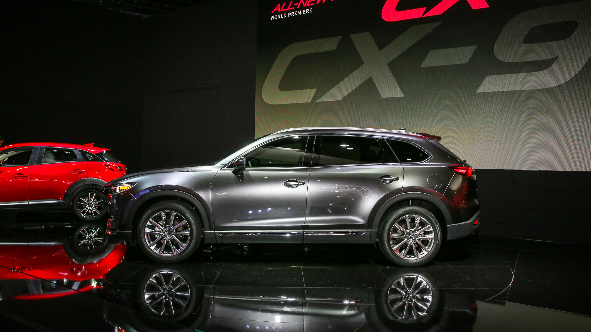2016 mazda cx 9 release date price and specs cnet. Black Bedroom Furniture Sets. Home Design Ideas