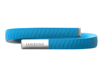 Jawbone Up (blue, small)