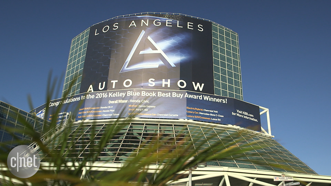 Video: LA Auto Show 2015: CNET's editors choose their favorites
