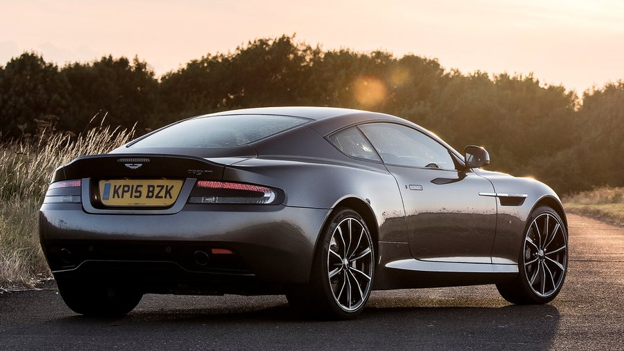Video: The Aston Martin DB9 GT is a wonderful goodbye to a legend